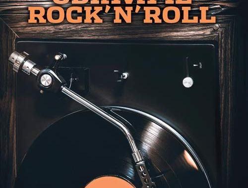 Copertina del libro Mio padre odiava il rock'n'roll di Luca Miele