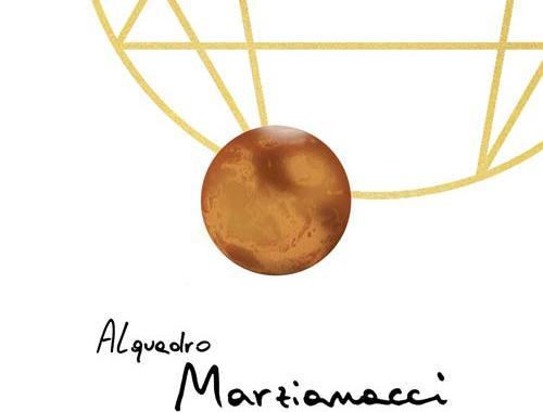 Copertina del disco di ALquadro: Marzianacci