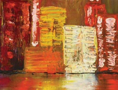 Copertina del libro di Fabio Pigato: Post Burger