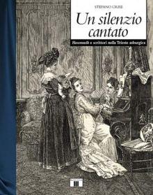 Copertina del libro di Stefano Crise: Un silenzio cantato
