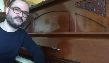 Alberto Piva al pianoforte