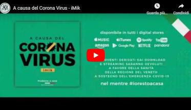 Copertina del video di iMIK: A causa del Coronavirus…