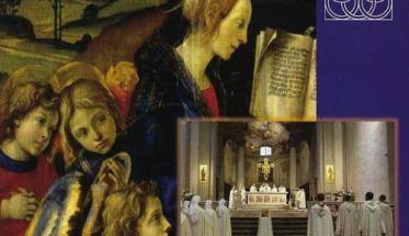 Copertina del disco Vergine Madre, Figlia del tuo Figlio