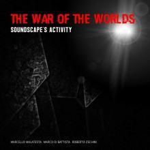 copertina del disco di Soundscape's Activity: The War of the Worlds