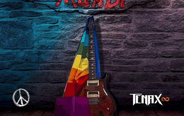 Copertina del disco dei Tenax: Revolution Mundi