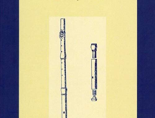 copertina del Trattato sul flauto traverso di Quantz