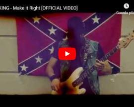 Copertina del video dei WildKing: Make it Right