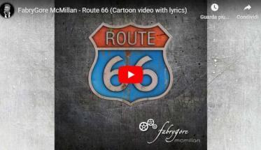 Copertina del video di FabryGore McMillan: Route 66