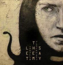 Copertina del disco dei Notturno Concertante: Let Them Say