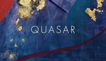 Copertina del disco dei Quasar: Spooky Action