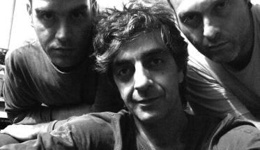 I membri della band Gatti Distratti da una Grande Luce