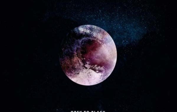 La lUna al centro della copertina del disco di Brian Burgan: Obey To Black