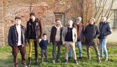 La band de I Marmaja
