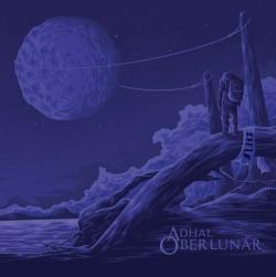 Copertina di Adhal, il disco di Oberlunar