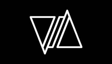 Copertina nera con logo degli VOSSA del disco omonimo