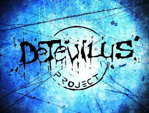 Copertina dei disco dei Detevilus Project: Reborn