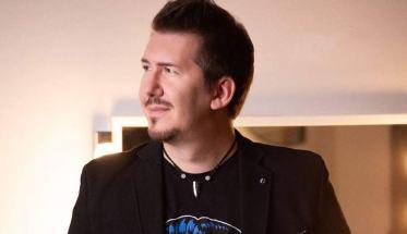 Il cantautore Andrea Rana