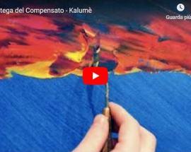 copertina del video de La Bottega del Compensato: Kalumè