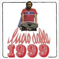 Lucio Dalla nella copertina del disco 1999