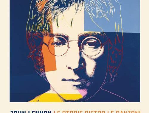 John Lennon. Le storie dietro le canzoni copertina del libro
