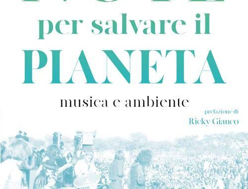 copertina libro di Matteo Ceschi: Note per salvare il pianeta