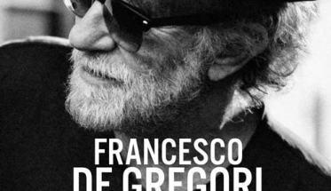 copertina libro di Francesco De Gregori. I testi. La storia delle canzoni