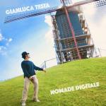 copertina disco di Gianluca Testa: Nomade digitale