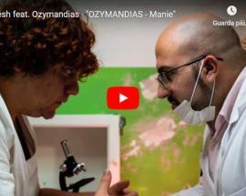 Dr. Wesh in copertina del video di Manie