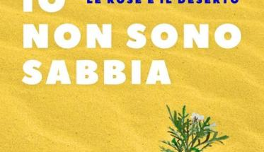 Copertina dell'EP di Le rose e il deserto: Io non sono sabbia