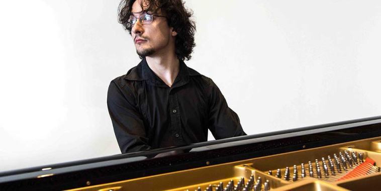 Manuel Magrini pianista