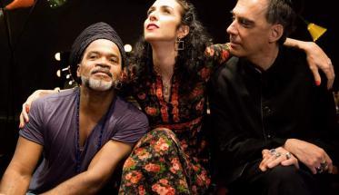 Tribalistas: Carlinhos Brown, Marisa Monte e Arnaldo Antunes