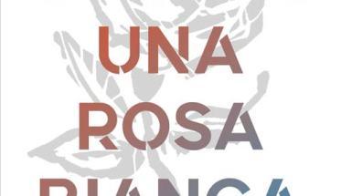 copertina libro di Enrico De Angelis: Coltivo una Rosa Bianca