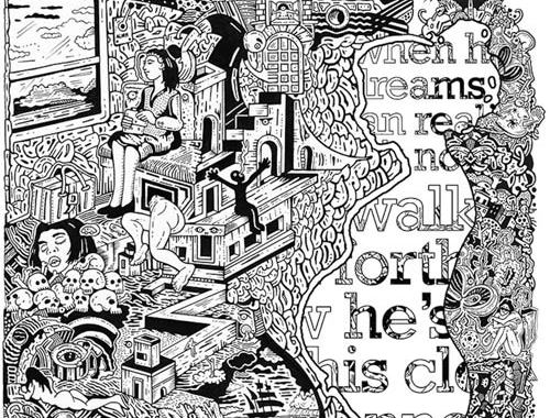 copertina del disco di Mesmerising: The Clutters Storyteller