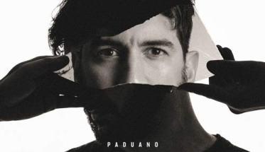 Paduano con il volto coperto in copertina del disco Apolide