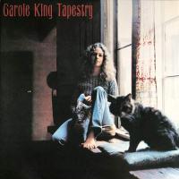 Copertina dell'album Tapestry di Carole King
