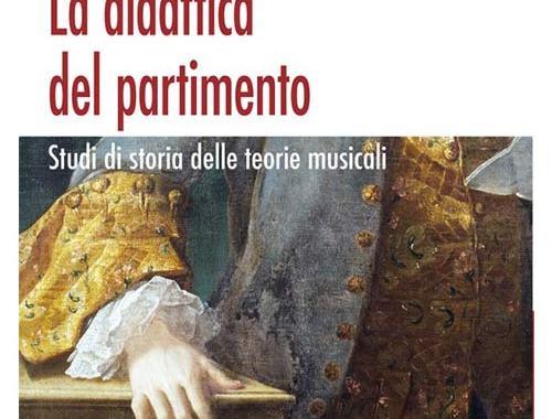copertina libro di Rosa Cafiero: La didattica del partimento