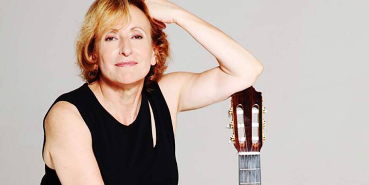 Lucilla Galeazzi, cantante italiana di musica popolare