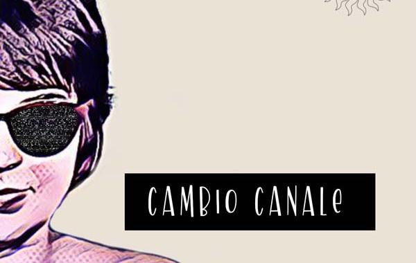 """GiuliaLuz in copertina del disco """"Cambio Canale"""""""