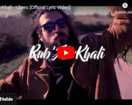 Copertina del video: Rub' al-Khalì di Libero
