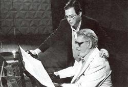 Tom Jobim e Radamés Gnattali