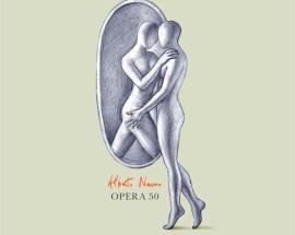 Copertina del disco di Alberto Nemo: OPERA 50
