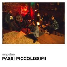 copertina del disco di Angelae: Passi piccolissimi