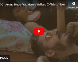 copertina video di Enneo2: Amore Blues feat. Manuel Bellone