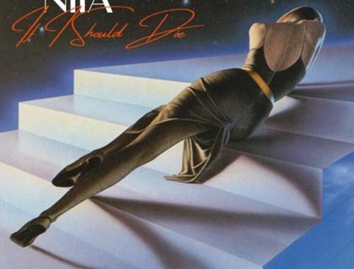 copertina del disco di NIIA: If I Should Die