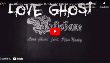 copertina del video di Love Ghost: Wolfsbane