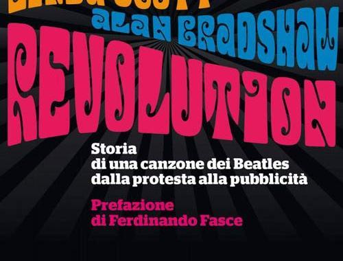 Revolution - Storia di una canzone dei Beatles copertina del libro