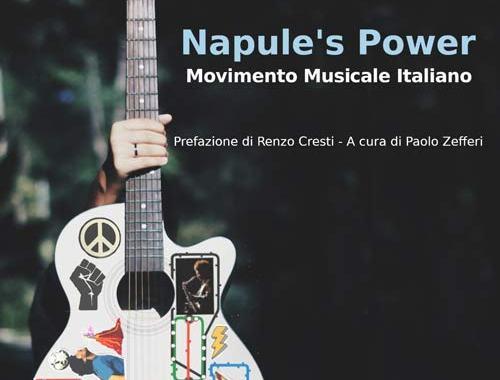 copertina del libro di Renato Marengo, Napule's Power