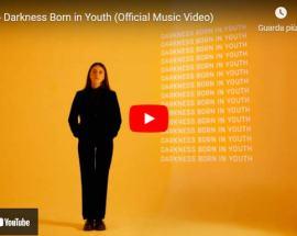 Adna in copertina del video di Darkness Born in Youth