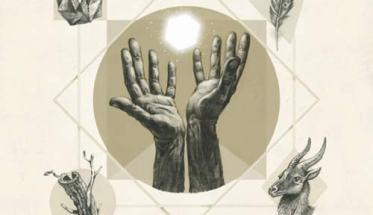 copertina del disco di Massimo Giangrande: Beehives of resistance