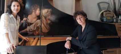 Frezzato & Di Mattia Harpsichord
